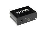 鑫浩悦VGA转HDMI转换器电脑监控工程机