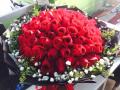 七夕节情人节送女友鲜花送货上门 款式多样价格实惠开业花篮