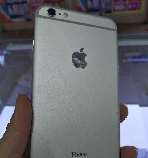 苹果6plus银色16g内存