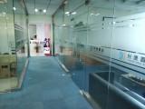 上海静电膜防撞条玻璃贴膜隔断膜透光不透明磨砂贴订制