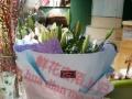 包头同城鲜花 韩式花束 礼盒 生日礼物包装