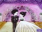 大连沙画表演,大连本地的要结婚的人一定要选则大连本地的沙画哦