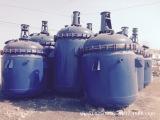 供应二手反应釜  不锈钢反应釜 化工设备反应釜