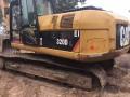 二手挖掘机卡特320DL原装车 天天干活