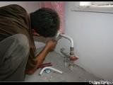 宝山区横沙维修水管漏水水龙头更换安装房屋外墙排管旧管拆除
