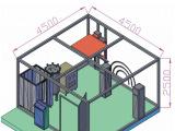 IPX1-8防水试验房 防水试验设备 防水试验装置 防水测试机i