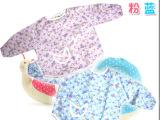 批发正品婴儿和品罩衣婴儿用品防水防脏反穿衣