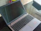 华硕高配i5游戏笔记本 15.3寸屏幕 750硬盘
