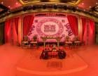 婚礼舞台搭建 灯光音响租赁LED大屏租赁