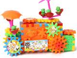 喜羊羊84片电动音乐灯光积木 厂家直销批发货源儿童玩具一件起批