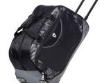 爱华仕正品专柜黑色韩版旅行登机拉杆箱防水户外拉杆箱包8014