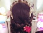 专业韩式新娘妆跟妆出租婚纱礼服
