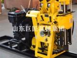 打井机械设备家用小型打井机百米钻井设备钻进速度快