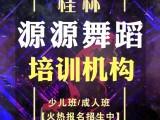 桂林少兒街舞培訓機構哪家比較好 源源舞蹈培訓