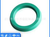 供应食品级耐高温氟橡胶U型密封圈