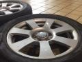 奔驰原装钢圈含轮胎