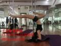大理钢管舞培训 大理主播钢管舞专业培训 包考证