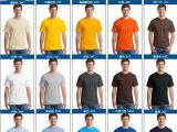 空白全棉短袖圆领广告衫文化衫工作服T恤活动服纪念服班服促销服