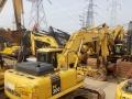 直销德州小松二手挖掘机:原装PC200,220,240等
