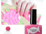 Candy Moyo膜玉Shiny Rose香味指甲油 糖果色枚