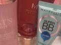 美宝莲bb霜想换粉底液或bb霜