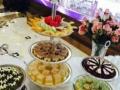 惠州中秋商务茶歇冷餐会 家庭自助餐 烤全羊围餐盆菜