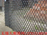 宜兴耐高温金属龟甲网板我厂家加工定做不同规格尺寸 无锡筛网