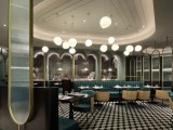 西安高级西餐厅装修设计图