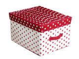 酒红小熊 米奇头 可折叠收纳箱 整理箱/收纳盒大号