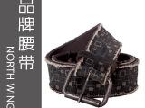 2012新款 编织 帆布腰带 厂家直销 外贸原单 EF112