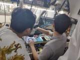 烟台手机维修培训客户真机实践