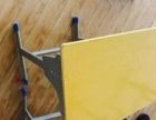单人小学生课桌椅套装