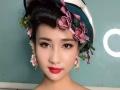 湘潭学化妆美甲纹绣,来玲丽,送全套工具