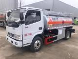 国五东风5吨油罐车 工地专用 厂家直销