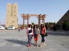 宁夏旅游包车市区免费接送 沙湖 影视城 一日游包车优惠