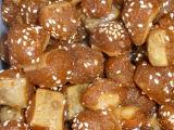 厂家直销优质蜜三刀 纯正色拉炸制 传统糕点