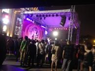 上海公司年会灯光音响出租舞台背景搭建LED大屏租赁
