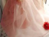 厂家现货供应柯根纱 礼服布料 透明薄纱 婚庆装饰面料 量大从优