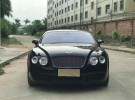 08款宾利GT/6.0排量/黑色棕内/钻石档把面议
