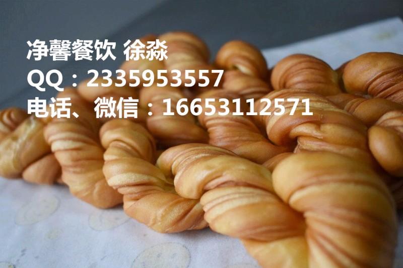 台湾奶香脆皮麻花怎么和面?加盟制作