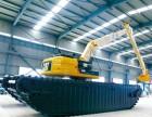 淮安市320型水陆挖机出租服务金牌