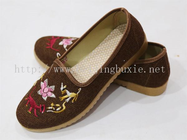 台湾北京布鞋直供|优质老北京布鞋批发销售
