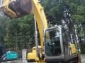 纯二手挖掘机 神钢210超8大黄蜂 完美车况 新机品质!