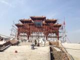 天津古建筑牌楼 天津古建牌楼制作 天津仿古牌楼施工