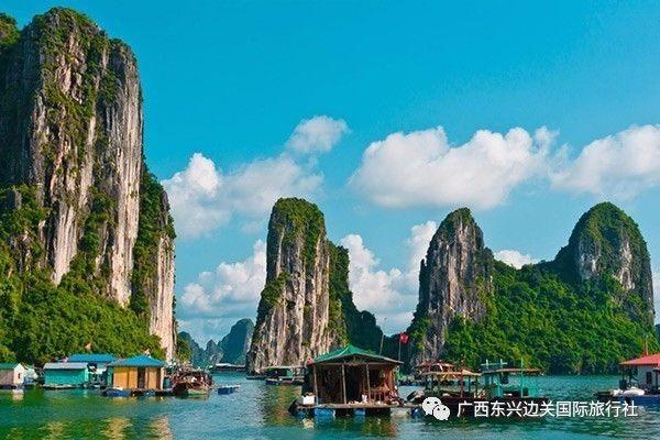 2018春节去越南过年吧,越南下龙 越南河内 四天世界遗产游