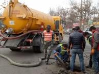 南京清理化粪池,隔油池清理,高压清洗,管道疏通