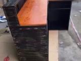工業風裝飾集裝箱造型柜子 美式復古邊斗柜酒吧餐邊柜儲物柜