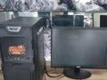四核台式电脑 带19寸显示器