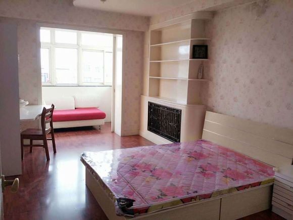 未来路 锦江国际花园 1室 一卫40平米 整租