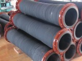 供应大口径胶管  大口径钢丝输水橡胶管Φ102--&Ph